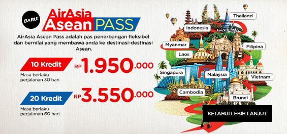 Ayo jelajah ASEAN lebih jauh dengan ASEAN 10 Kredit Rp 1.950.000. Lihat selengkapnya di: