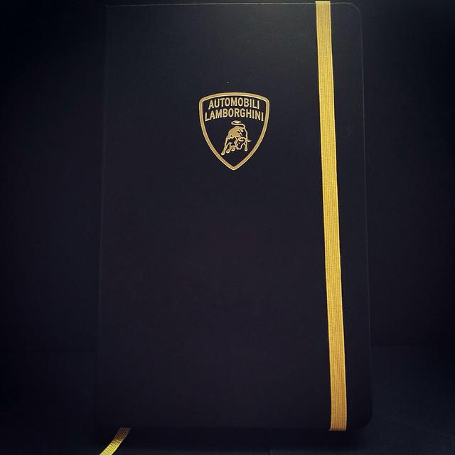 Joining a global style icon for a unique custom edition: the @Lamborghini Custom notebook.  http://t.co/WJEKxJAwvq http://t.co/UwqdSlarMp