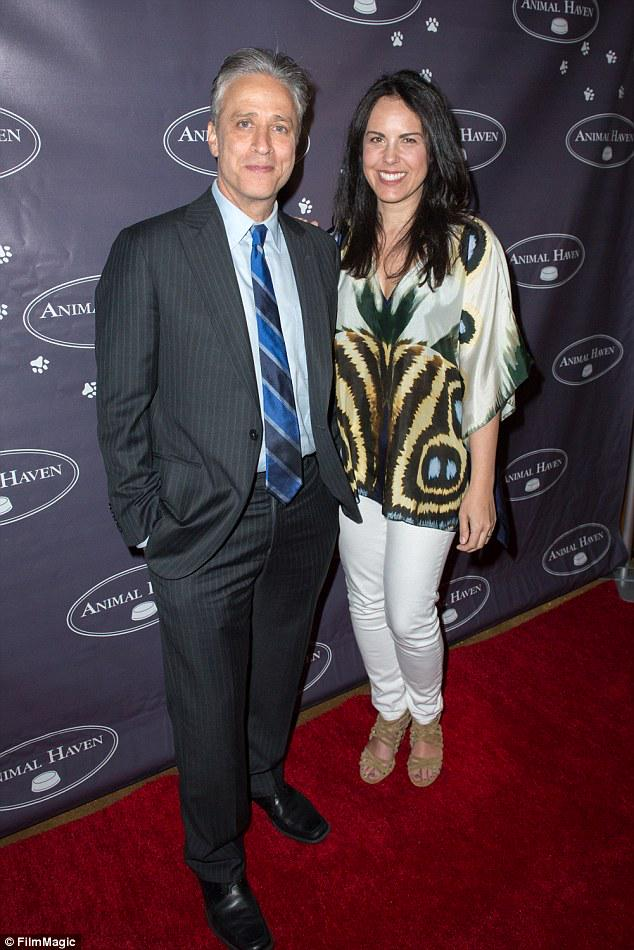 #JonStewart & wife Tracey buy a farm to save all homeless #animals! http://t.co/5ox796w8GH & http://t.co/LHOxSsXmaq http://t.co/8lVuWyXhHN