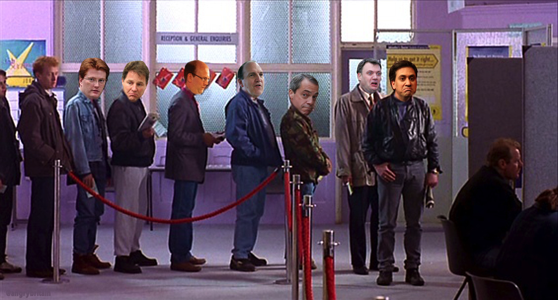 It's going to be Hot Stuff at the Jobcentre on Monday morning ... #GE02015 http://t.co/ZBVC8402xK