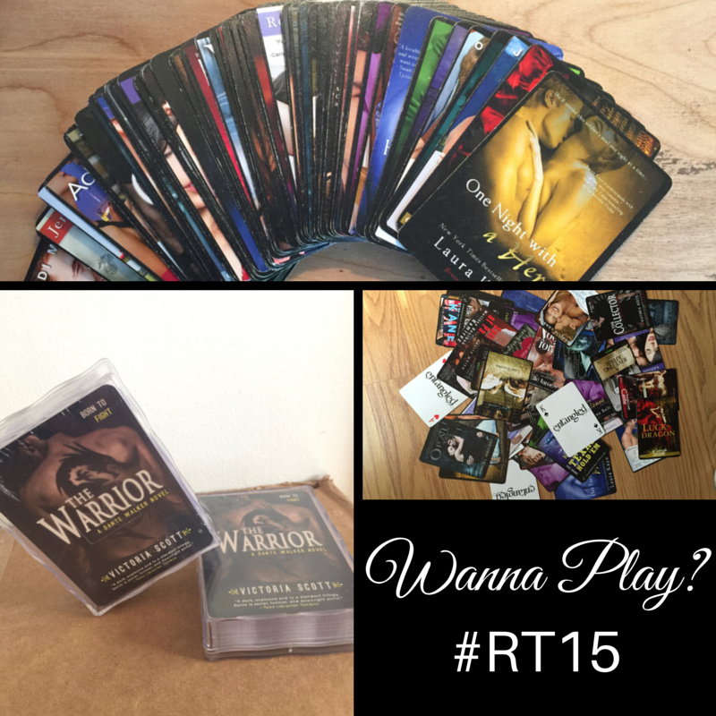 To celebrate #RT15 we're doing a #giveaway! Tell us what author you're most excited to see to #win a set of these... http://t.co/89sf8vz34I