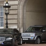 RT @tanvi_madan: David Cameron went to see the Queen in a Jaguar. Escort car = Land Rover. Both brands owned by India's @TataCompanies http…