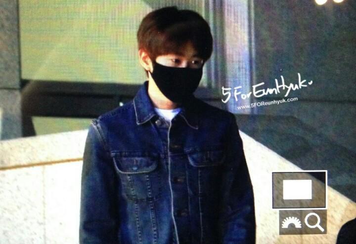 150508 Eunhyuk after watch Robin Hood Musical cr: @5FOReunhyuk http://t.co/zTPWfI59cJ