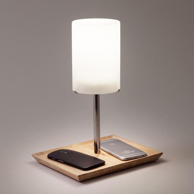 Interesting UX: a lamp that turns on only when you and your partner put your phones face down: http://t.co/9MLlpZb4ji http://t.co/DTBPvVB4EV