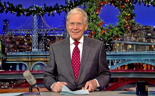 Oprah, George Clooney and Bill Clinton are just SOME of @Letterman's guests next week: