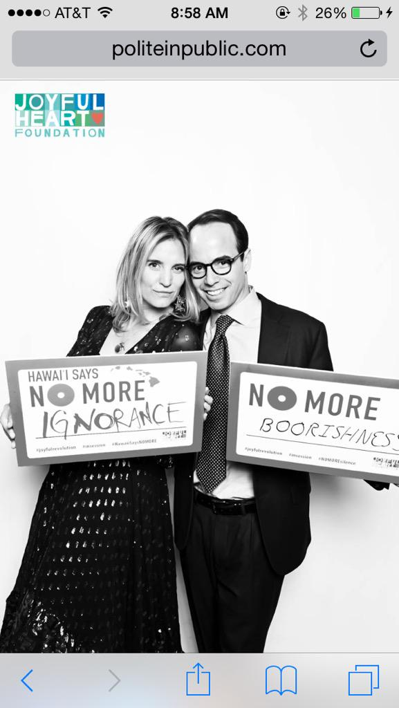 .@peterlattman  says #NOMORE l! The last S got cut off - believe me, the man can spell. #notwhyimarriedhimbutitsaperk http://t.co/AGRFidZcOU