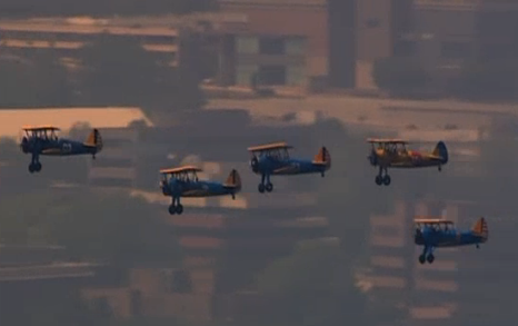 RT @nbcwashington: AMAZING VIEWS! Check out our Chopper4 live-stream of the WW2FlyOver.