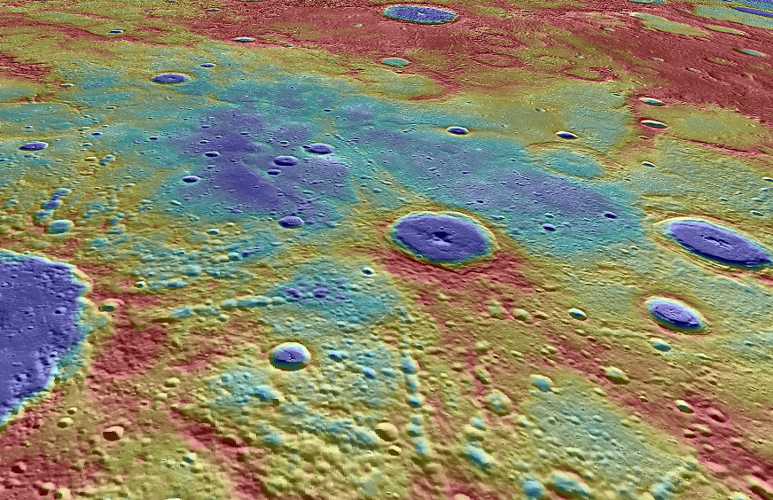 Before it crashed, NASA's Messenger caught a glimpse of Mercury's ancient magnetic field: http://t.co/WFlUqeD2wN http://t.co/5YlSBUqSTu
