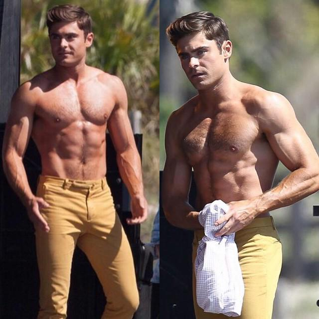 Zac Efron is everything