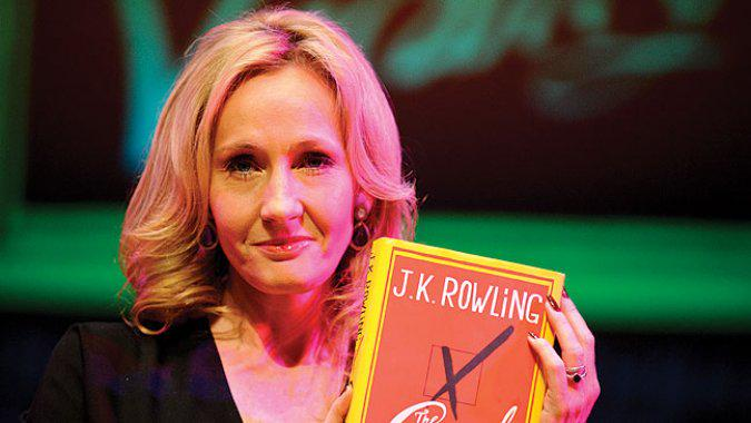 J.K. Rowling Burns Twitter Troll With