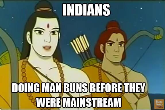 Indians. Trendsetters of the universe. Via @BuzzFeedIndia http://t.co/vnLpIj9n5w