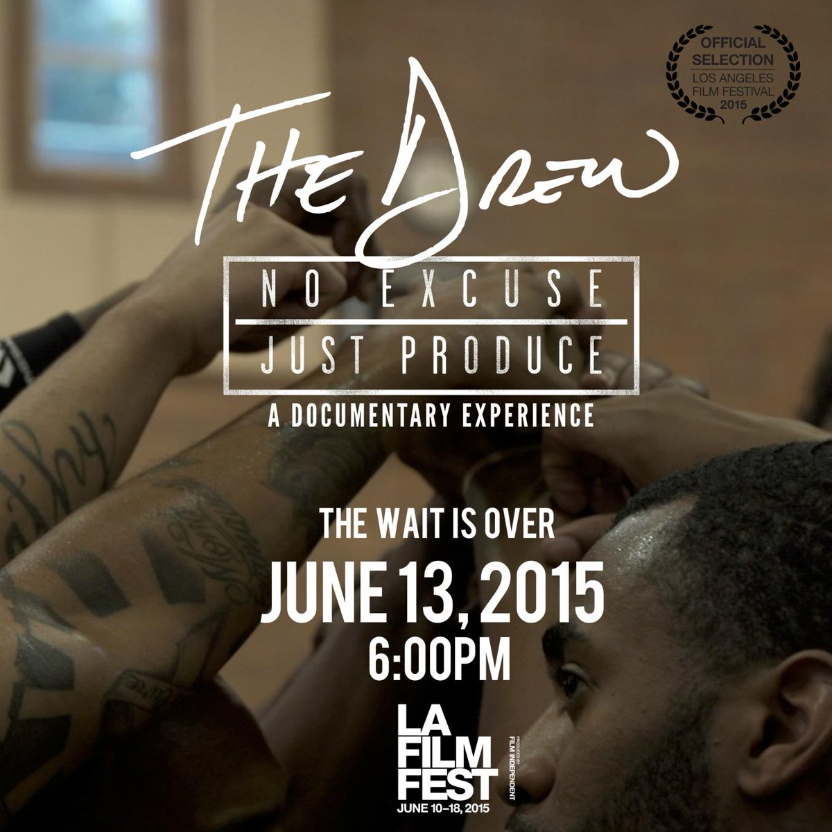 Don't miss @TheDrewDoc at @LAFilmFest this June! Tickets go on sale May 19th at the link http://t.co/UJlT2cmscp http://t.co/4MTkzzoQD9