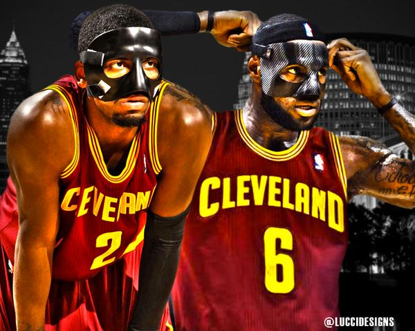 I am sending out the bat signal for Game 4. #CavsMania #ALLinCLE http://t.co/76ewvIQvi8