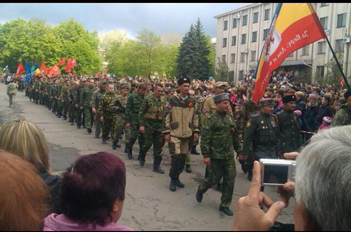 President xi attends russias v-day paradechinas