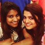 RT @sillijo: Latest Pic with @tashu_02 and her lovely Sister :):)