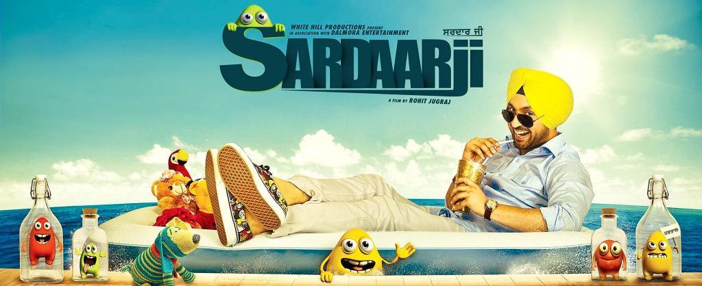 Congrats @JugrajRohit @diljitdosanjh on 1st look of SardaarJi !Looking forward to it :) @punjabigrooves http://t.co/UGLB9HbYHM