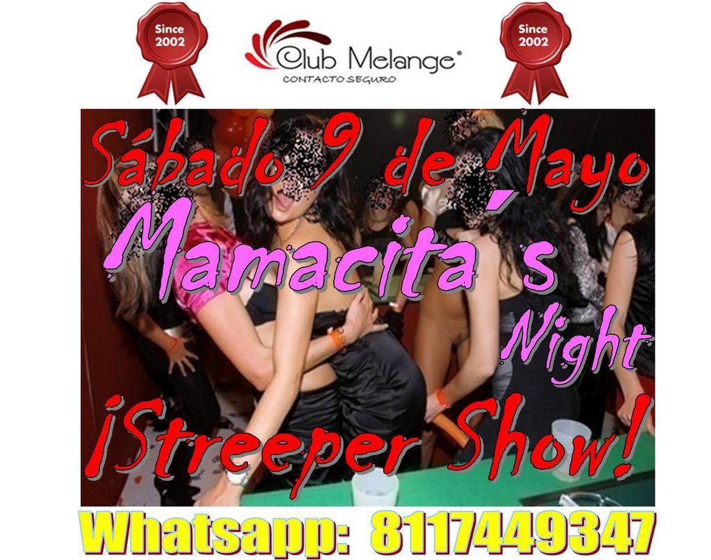 Club Melange (@ClubMelange): Hoy Celebramos a las Mamasitas..*pasa la voz* http://t.co/TPVxxtgvQk