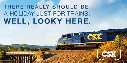 It's National Train Day. RT if you love trains! http://t.co/pNLiaY71Q9