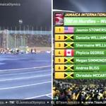 RT @JamaicaOlympics: Jasmine Stowers (USA) wins Women's 100M Hurdles in 12.39  #JAInvitational #TeamJamaica #Jaminate #JaInvite http://t.co…