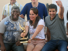 Join @CrystalChappell  on May 23rd at 12:00 PDT for a @venicetheseries  S1 Online viewing party! http://t.co/cGMftSLjEM
