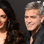 George & Amal Clooney are one hot couple at the 'Tomorrowland' premiere: http://t.co/R5NjNsvlDH http://t.co/QvPEmRMyuC