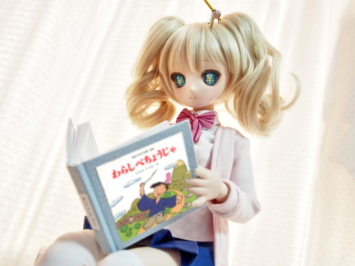 【ドール】【きんモザ】ここにきんいろモザイク第5話のアリスを置いときますね。