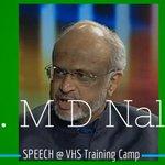 RT @vhsindia: Full Video of Prof. M D Nalapat speech at VHS Training camp May 3, 2015 @Swamy39 http://t.co/4vhDfHFb3F http://t.co/be6AS6THWq