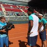 RT @MutuaMadridOpen: ¡Campeones de dobles! ¡Enhorabuena @rohanbopanna y @fmergea! Listos para recoger el trofeo. #mmopen15 #aquihaymagia ht…