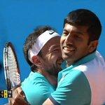 RT @LendaleJohnson: Congrats to @ATPWorldTour doubles champs @rohanbopanna & Mergea! #ATP #MadridOpen