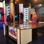 RT @ThisWeekABC: Sec Johnson w/ Martha. #ThisWeek http://t.co/ywLkgCByYv