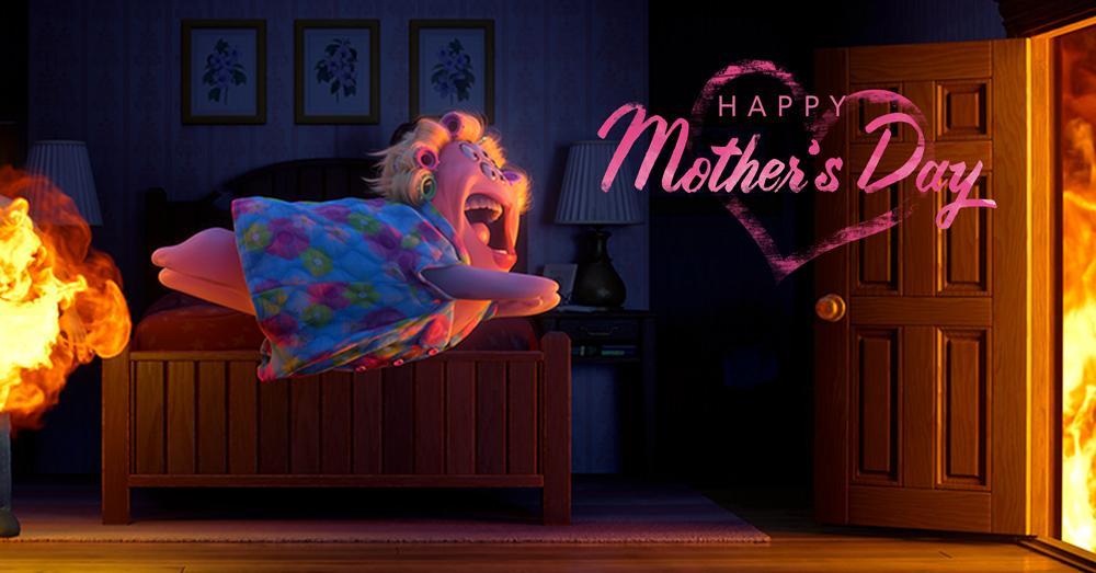 Rad news travels fast. It's #MothersDay! http://t.co/5kyra3Cdlz