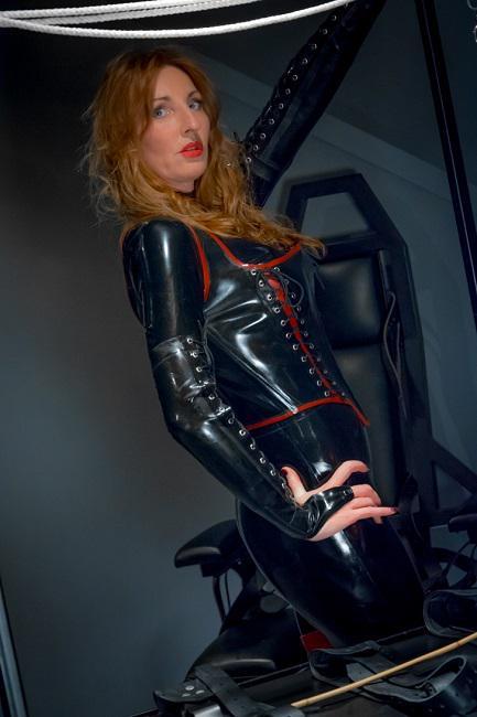 Mistress chatterley femdom