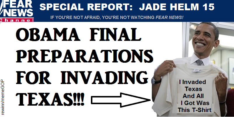 "Obama: ""I invaded Texas and all I got was this T-shirt""  #Obama #TexasInvasion #P2 http://t.co/Beo6GzBlNy"