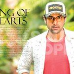 The dashing @RanaDaggubati's interview in SS May 2015 issue! http://t.co/Ls6KPWx8uU