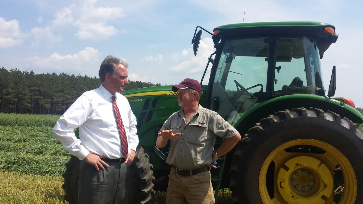 Read my recap of last week's Agriculture & Small Business Tour in this week's column
