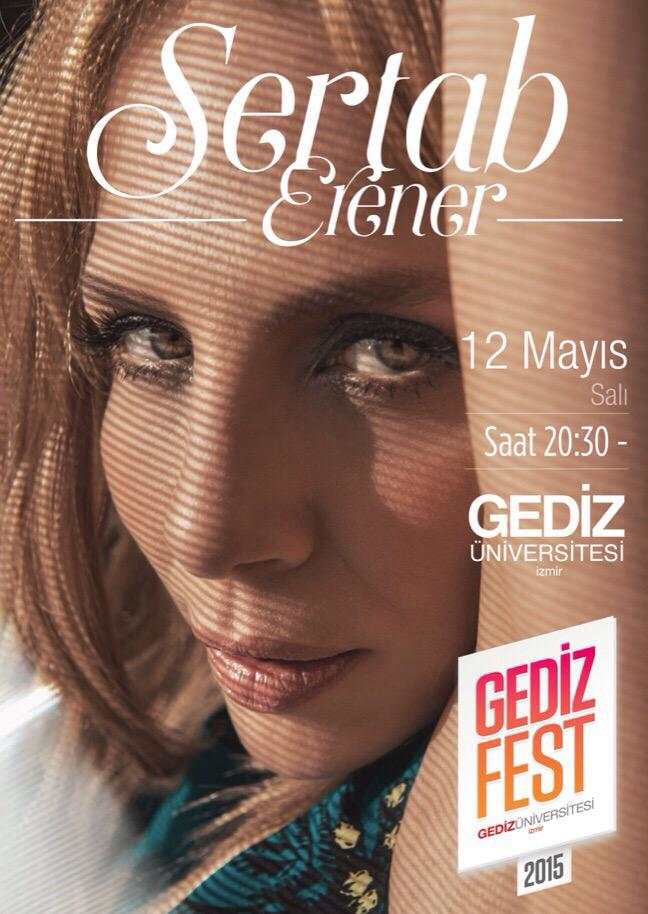 Yarın #gedizfest15 için Gediz Üniversitesi'ndeyiz http://t.co/XnfmwHGEif