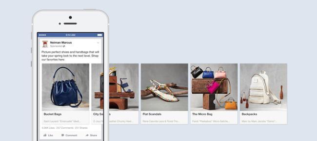 Facebook Carousel Format Now Available for Mobile App Ads: http://t.co/v48bEKkiK9 #facebook http://t.co/jva4LinxVj
