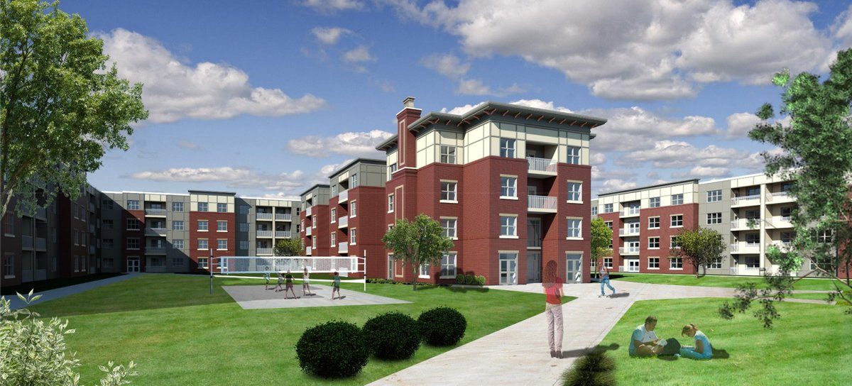 We're breaking ground this month on a four-story townhouse complex. http://t.co/31xCEIpdus #UIndyNews http://t.co/310cQnwKbn