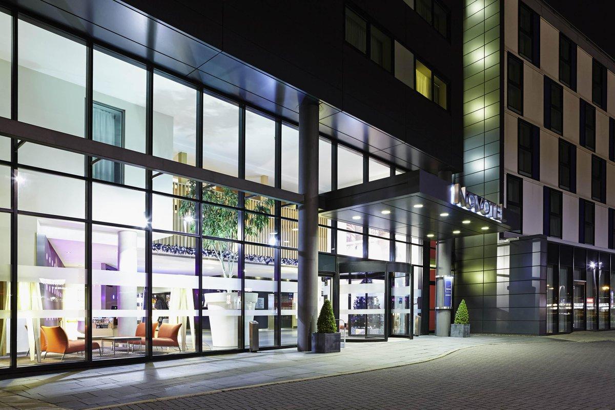 QatarAirways acquires The Novotel Edinburgh Park Hotel in Scotland.