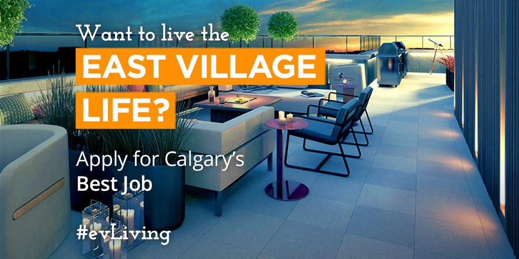 Want to experience Calgary's best lifestyle? Apply for #yyc's #BestJob here: http://t.co/pqLOFPLPLV #evLiving http://t.co/vXkcRR3QQt