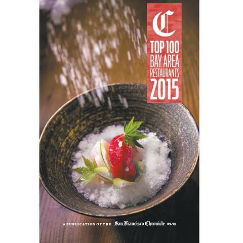 It's here! My 2015  Top 100 Bay Area Restaurants guide. Check it out : http://t.co/JQ5zIDGUtC http://t.co/AMxgDMghNR