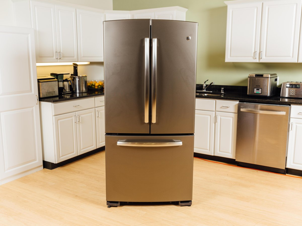This Ge French Door Fridge Provides Princely Performance At Peasants