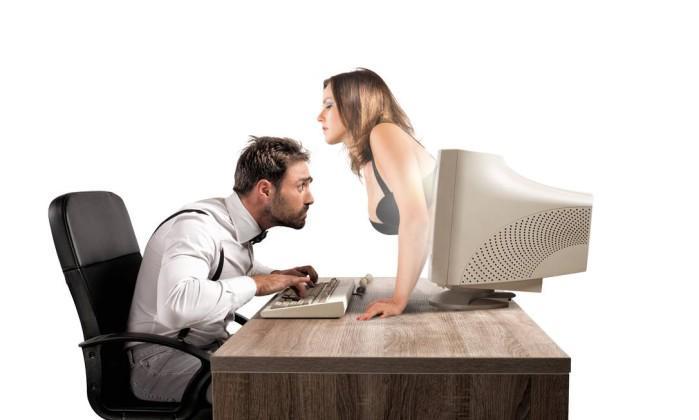 Sex chat operator