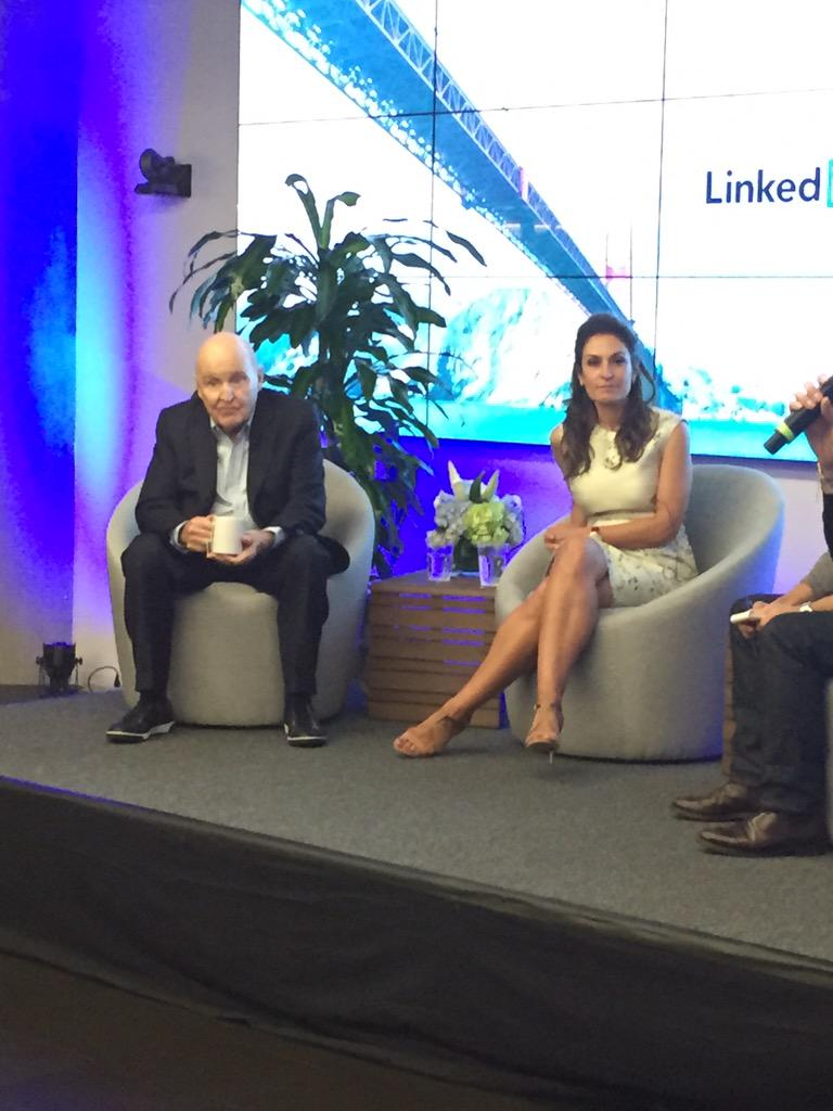 """""""The team that fields the best players wins,"""" ~ @jack_welch on building a strong business #InDiscussion http://t.co/NU1upgkAbX"""