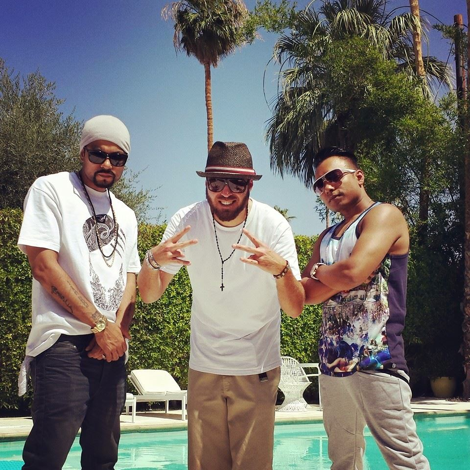 Best of the best! #TensionStress video in 2 days! @MasterDonline @iambohemia in Palm Springs by badass @PeeZee_SKP http://t.co/SDqYFbBkDS