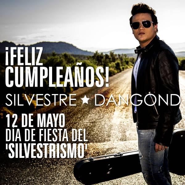 Feliz Cumpleaños Silvestre Dangond @SilvestreFDC http://t.co/WUC6pSogE7