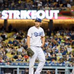 .@ClaytonKersh22 strikes out the side in the sixth. #whiff http://t.co/aBge6yRTiv
