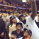 Theres no place like home.  #StriveForGreatness | #ALLinCLE http://t.co/NTPCUJqiy7