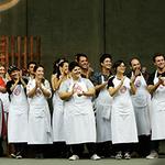 Esses são os nossos 18 finalistas que vão entrar na cozinha do #MasterChefBR! Parabéns! http://t.co/yeJUIkh7qh