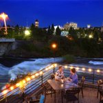 Dinner with a #view? Why not, #Spokane! http://t.co/4ZY8jP8kaF